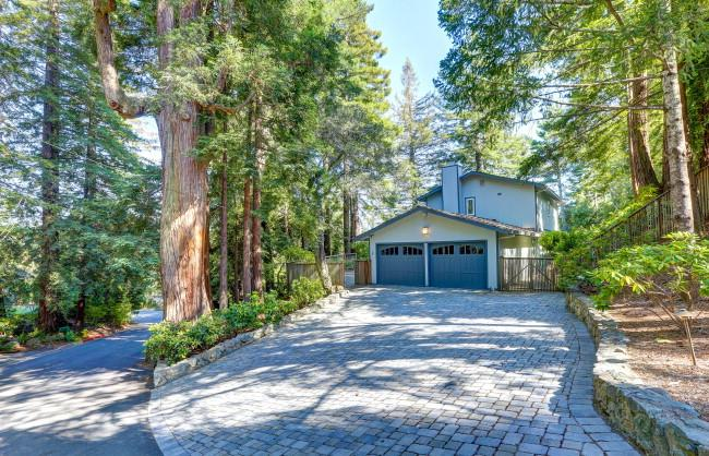 311 Evergreen Drive, Kentfield